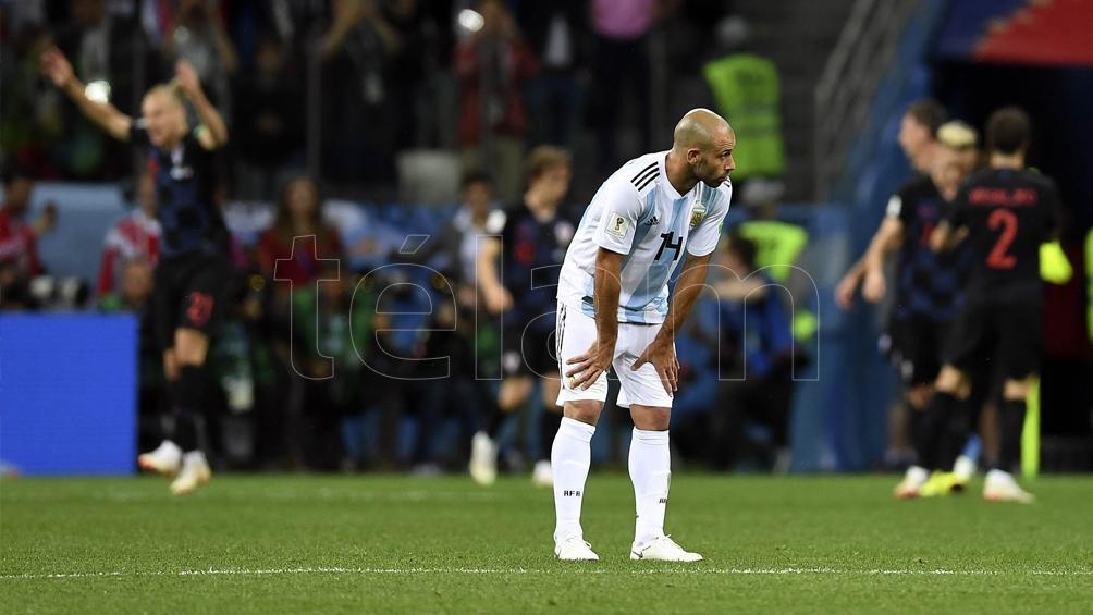 Javier Mascherano se retira del fútbol