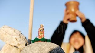 Comunidades indígenas renovaron sus energías con un nuevo Inti Raymi en Jujuy