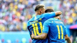 Neymar, con todo listo para sumarse a la selección de Brasil