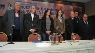 La Iglesia criticó las inequidades en el país y llamó al diálogo para encontrar soluciones