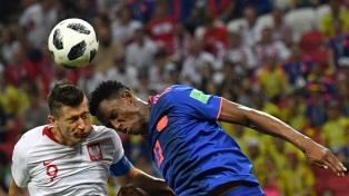 Colombia goleó a Polonia y quedó en carrera para llegar a octavos