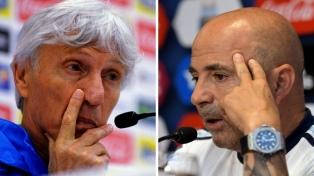 Sampaoli y Pekerman, los únicos entrenadores argentinos que llegaron a la tercera fecha