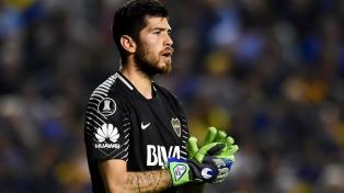 Lanús piensa nuevamente en Agustín Rossi