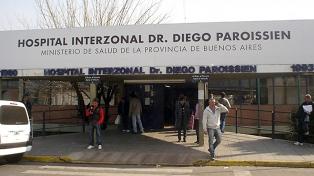 Refuerzan la seguridad en los hospitales  bonaerenses tras el hallazgo de una granada en el Paroissien