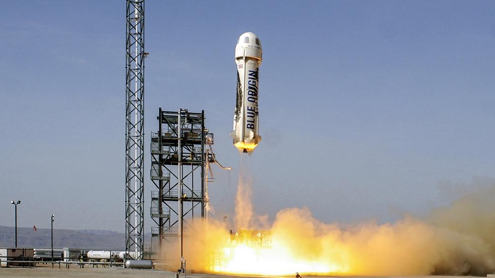 Wally Funk, participará el 20 de julio del primer vuelo espacial tripulado de la compañía espacial Blue Origin.