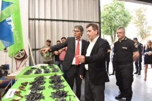 Desbaratan en Lomas de Zamora a una banda narco e incautan 4.200 dosis de paco