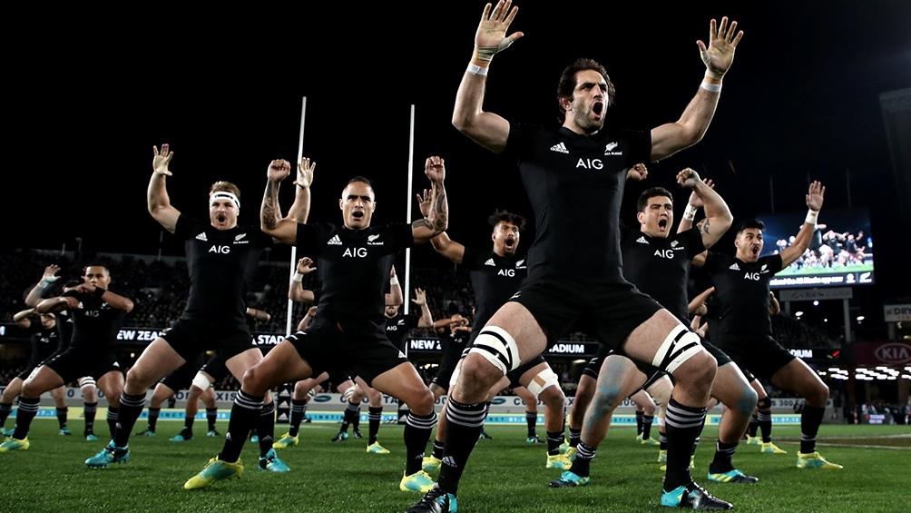 Los All Blacks son el equipo más exitoso en el rugby mundial