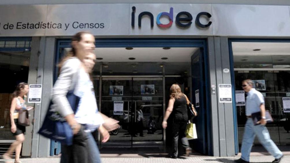 El Indec difunde la variación que registró en octubre el índice de precios al consumidor