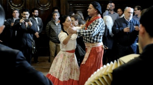 Se presentó en el CCK la 29º Fiesta Nacional del Chamamé