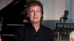 Paul McCartney ya trabaja en su primer musical