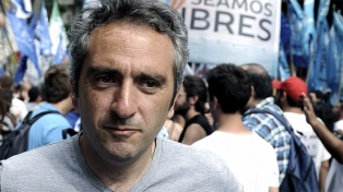 Andrés Larroque reemplazará a Raverta en el Ministerio de Desarrollo para la Comunidad bonaerense
