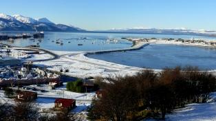Ushuaia transita la temporada de invierno con la nieve como principal atracción