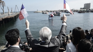 Chile le pide a Bolivia que respete el tratado y acate el fallo sobre la salida al mar