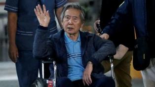 Para la Justicia peruana, Alberto Fujimori no corre peligro de contagio y seguirá preso