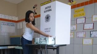 Brasil va a las urnas con voluntad de cambio