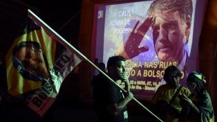 Bolsonaro realiza una elección histórica con el 46 % y le saca 17 puntos de ventaja al PT