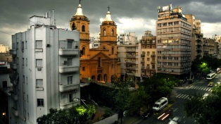 Fin de semana con tormentas y máxima de 30° en la Ciudad de Buenos Aires y alrededores