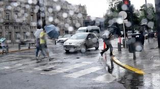 Viernes con probabilidad de tormentas aisladas en la Ciudad de Buenos Aires y alrededores