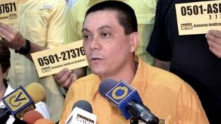 Emotivo funeral del concejal opositor Fernando Albán