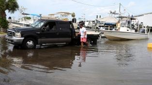 El huracán Michael tocó tierra en Florida con vientos de 250 kilómetros
