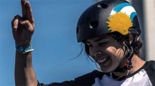 Argentina y Alemania compartieron el oro en BMX freestyle por equipos mixtos