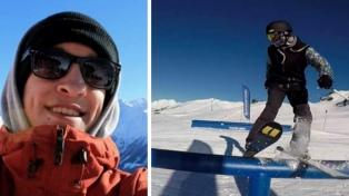 Trasladarán a Bariloche los restos del esquiador muerto en Esquel