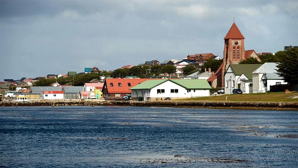 """La vicecanciller británica Wendy Morton dijo que """"este es un gran logro para las Islas"""""""