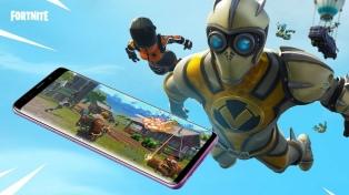 El videojuego Fortnite ya está disponible para celulares Android compatibles