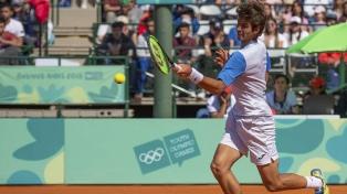 Medalla de plata para un tenista argentino y el beach handball buscará el bronce