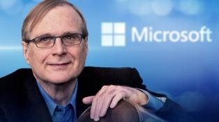 Murió Paul Allen, el cofundador de Microsoft