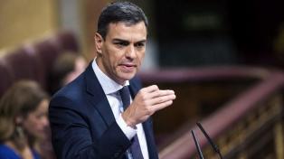 Sánchez visita Barcelona por sorpresa pero rechaza reunirse con el presidente catalán