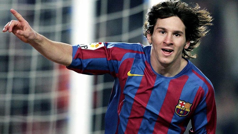 Se cumplen 26 años de la primera ficha de Messi en Newell´s