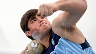 """""""Ganar el oro es algo único"""", afirmó el campeón olímpico en lanzamiento de bala"""