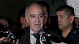 Un jury apartó de su cargo por 90 días al juez Luis Carzoglio
