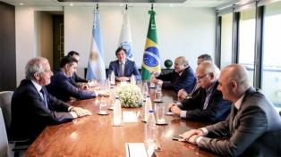 Argentinos y brasileros se comprometieron al juego limpio en la Libertadores