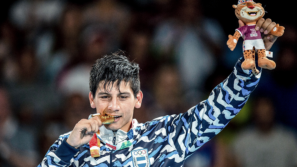 Boxeo: Argentina suma un nuevo clasificado para Tokio 2020