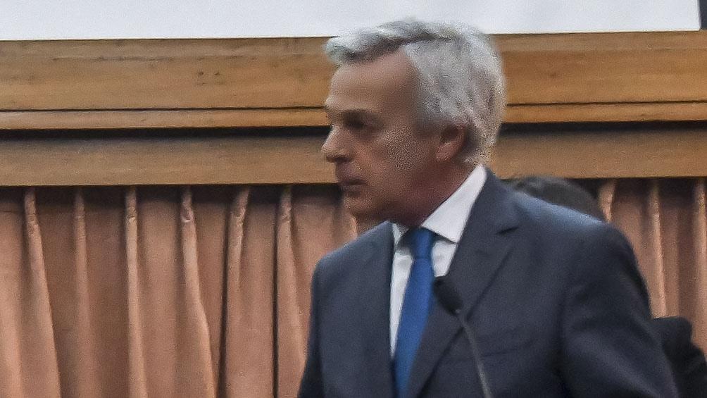 Martín Irurzun, presidente de la Cámara Federal porteña.