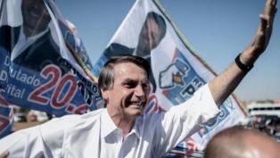 Bolsonaro fue autorizado a debatir, pero seguirá haciendo campaña en las redes