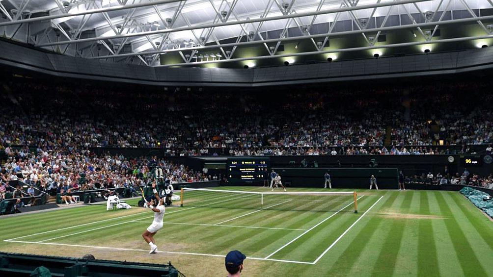 Wimbledon se jugará con capacidad reducida de público