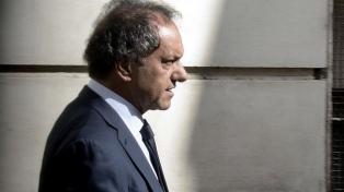 Scioli: avances en exportaciones a Brasil y posible cumbre Fernández-Bolsonaro