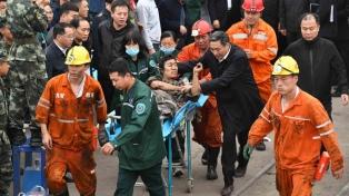Al menos 21 mineros muertos al desmoronarse una mina de carbón