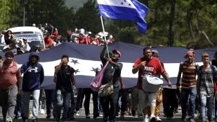 Más de 11.000 hondureños que iban a EE.UU. fueron devueltos y 440 desaparecieron
