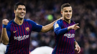 Barcelona venció al Alavés y se acerca al título