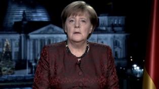 Merkel comprometió US$ 600 millones adicionales para proteger el ambiente