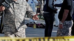 Una mujer hizo estallar explosivos en la capital, hay nueve heridos