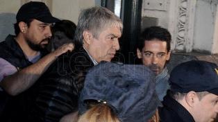 Rechazaron otorgar la prisión domiciliaria a Lázaro Báez