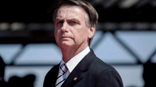Bolsonaro dijo que su único norte es la Constitución