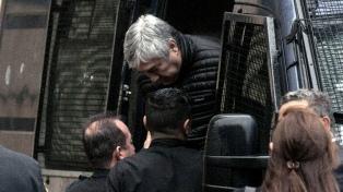 Lázaro Báez y el contador Pérez Gadin pidieron la excarcelación