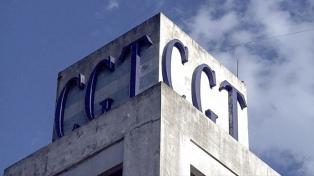 La CGT y entidades empresarias analizaron los términos de futura recomposición