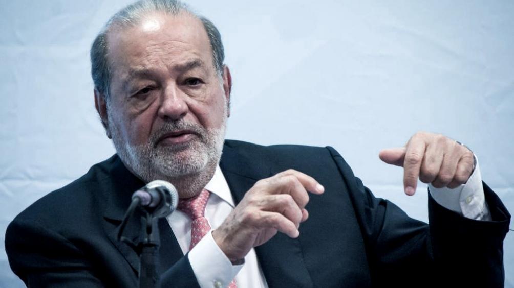 Slim es el hombre más rico de Latinoamérica